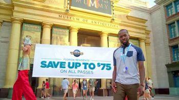 Universal Orlando Resort TV Spot, 'We Belong Here: Save $75' - Thumbnail 5