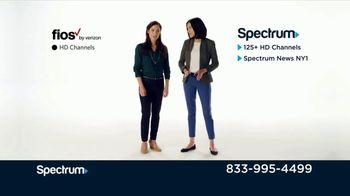 Spectrum TV + Internet TV Spot, 'Comparison Speeds: Fios' - Thumbnail 3