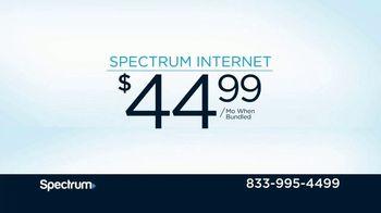 Spectrum TV + Internet TV Spot, 'Comparison Speeds: Fios' - Thumbnail 6