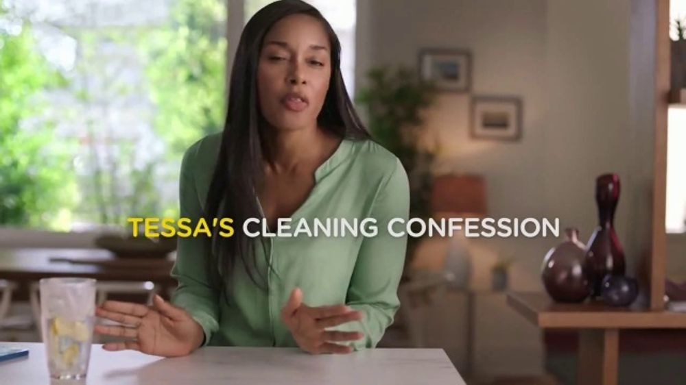 Swiffer Heavy Duty Tv Commercial Tessa S Cleaning