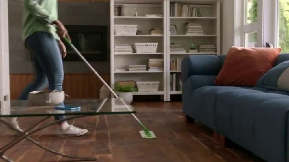 Swiffer Heavy Duty Tv Commercial Tessa S Cleaning