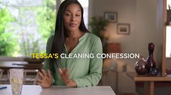 Swiffer Heavy Duty TV Spot, \'Tessa\'s Cleaning Confession\'