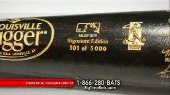 Big Time Bats TV Spot, 'Nationals First World Series Two-Tone Bat' - Thumbnail 5