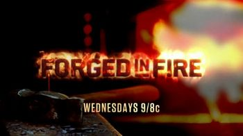 DIRECTV On Demand TV Spot, 'Forged in Fire: Always an Adventure' Featuring Doug Marcaida - Thumbnail 9