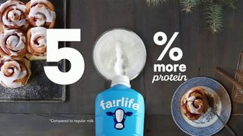 Fairlife TV Spot, 'Bring More to the Table: This Holiday' - Thumbnail 4