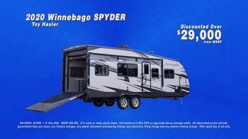 La Mesa RV TV Spot, '2020 Winnebago Spyder Toy Hauler' - Thumbnail 6