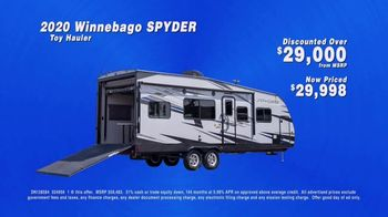 La Mesa RV TV Spot, '2020 Winnebago Spyder Toy Hauler' - Thumbnail 7