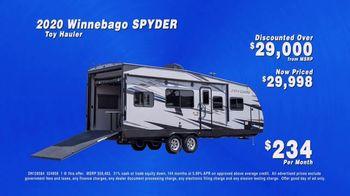 La Mesa RV TV Spot, '2020 Winnebago Spyder Toy Hauler' - Thumbnail 8