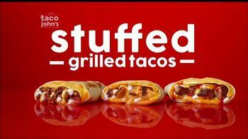 Taco John's Stuffed Grilled Tacos TV Spot, 'Stocking Stuffers'