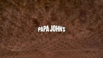 Papa John's Garlic Parmesan Crust TV Spot, 'The Crust Below' - Thumbnail 1