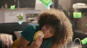 Grubhub TV Spot, 'Perks: Taco Bell: Free Delivery on Your First Order' Song by Lizzo - Thumbnail 8