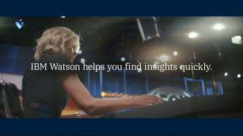 IBM Watson TV Spot, 'Fox Sports: Charissa Thompson' - Thumbnail 6