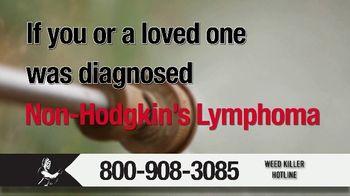 Greg Jones Law TV Spot, 'Anyone With Non-Hodgkin's Lymphoma'