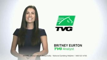 TVG Network Money Back Special TV Spot, 'Official Partner of the Breeders' Cup' - Thumbnail 1