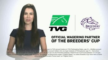 TVG Network Money Back Special TV Spot, 'Official Partner of the Breeders' Cup' - Thumbnail 2