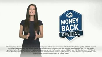 TVG Network Money Back Special TV Spot, 'Official Partner of the Breeders' Cup' - Thumbnail 3