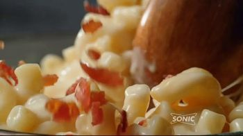 Sonic Drive-In Bacon Mac & Cheese or Chili Cheese Bites TV Spot, 'Comfort' - Thumbnail 1