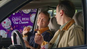 Sonic Drive-In Bacon Mac & Cheese or Chili Cheese Bites TV Spot, 'Comfort' - Thumbnail 4