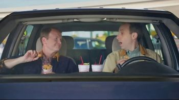 Sonic Drive-In Bacon Mac & Cheese or Chili Cheese Bites TV Spot, 'Comfort' - Thumbnail 5