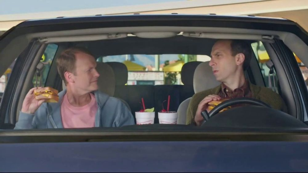 Sonic Drive-In Patty Melt TV Commercial, 'Propose a Toast'