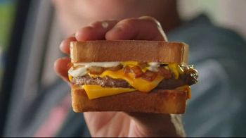 Sonic Drive-In Patty Melt TV Spot, 'Propose a Toast' - Thumbnail 5