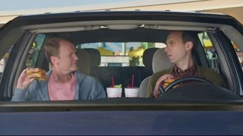 Sonic Drive-In Patty Melt TV Spot, 'Propose a Toast'