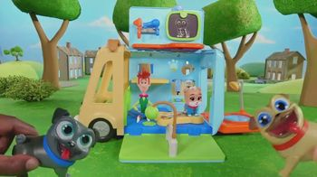 Puppy Dog Pals Awesome Care Bus TV Spot, 'Barktastic' - 193 commercial airings