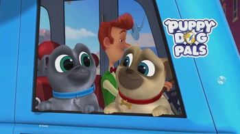 Puppy Dog Pals Awesome Care Bus TV Spot, 'Barktastic' - Thumbnail 1