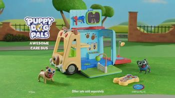 Puppy Dog Pals Awesome Care Bus TV Spot, 'Barktastic' - Thumbnail 10