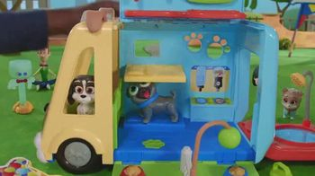 Puppy Dog Pals Awesome Care Bus TV Spot, 'Barktastic' - Thumbnail 7