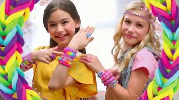Cra-Z-Art Cra-Z-Loom TV Spot, 'Ultimate Rubber Band Maker'