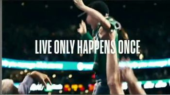 NBATickets.com TV Spot, 'Being Here Live' - Thumbnail 8