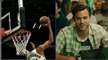 NBATickets.com TV Spot, 'Being Here Live' - Thumbnail 2
