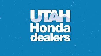 Happy Honda Days Sales Event TV Spot, 'Season of Savings: Civics and Accords' [T2] - Thumbnail 9