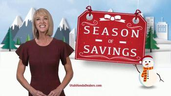 Happy Honda Days Sales Event TV Spot, 'Season of Savings: Civics and Accords' [T2] - Thumbnail 1