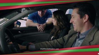 Happy Honda Days Sales Event TV Spot, 'Season of Savings: Civics and Accords' [T2] - Thumbnail 4