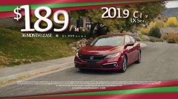 Happy Honda Days Sales Event TV Spot, 'Season of Savings: Civics and Accords' [T2] - Thumbnail 5