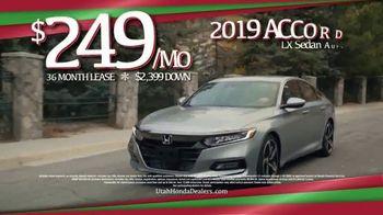 Happy Honda Days Sales Event TV Spot, 'Season of Savings: Civics and Accords' [T2] - Thumbnail 7