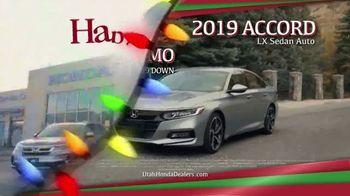 Happy Honda Days Sales Event TV Spot, 'Season of Savings: Civics and Accords' [T2] - Thumbnail 8