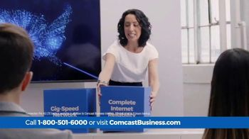 Comcast Business Packages TV Spot, 'Beyond Fast: Save $200' - Thumbnail 3