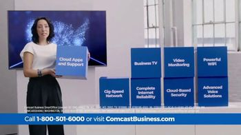 Comcast Business Packages TV Spot, 'Beyond Fast: Save $200' - Thumbnail 7