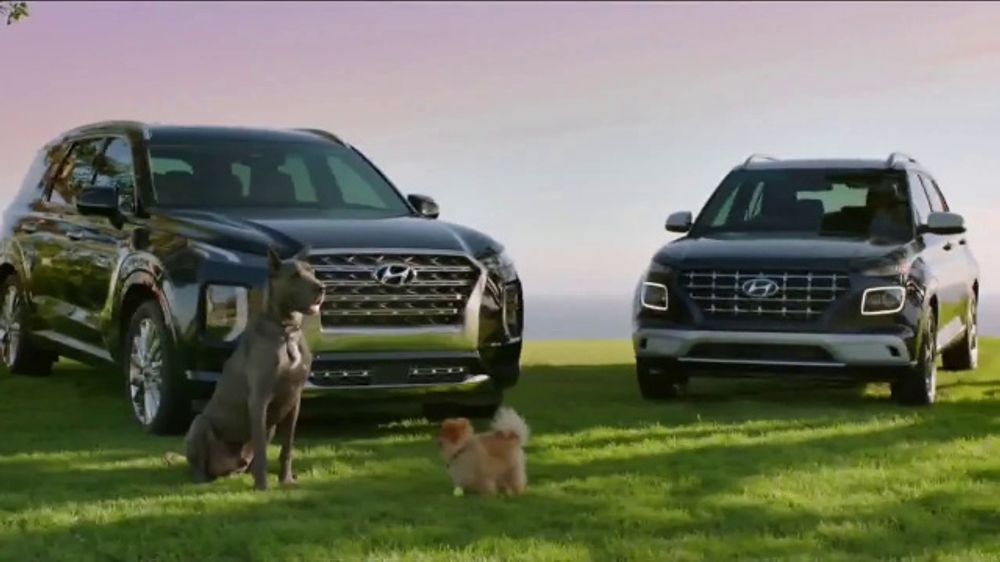 Subaru Forester Commercial Song >> Hyundai TV Commercial, 'Venue: 2020 Family of SUVs' [T1 ...
