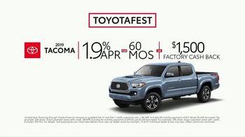 Toyotafest TV Spot, 'Aggressive' [T2] - Thumbnail 5