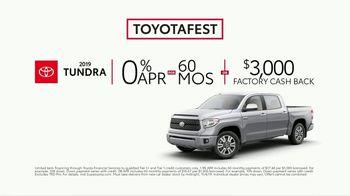 Toyotafest TV Spot, 'Aggressive' [T2] - Thumbnail 6