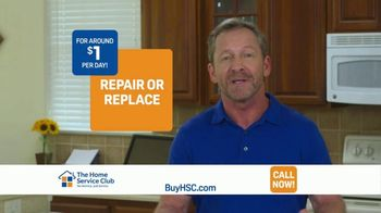The Home Service Club TV Spot, 'Constant Worry: $75 Your First Year' - Thumbnail 3