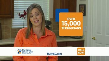 The Home Service Club TV Spot, 'Constant Worry: $75 Your First Year' - Thumbnail 5