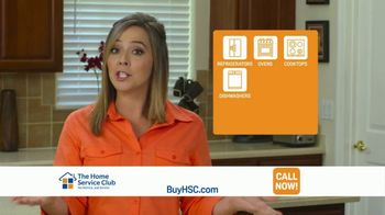 The Home Service Club TV Spot, 'Constant Worry: $75 Your First Year' - Thumbnail 6