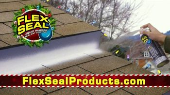 Flex Seal TV Spot, 'Holidays: Family of Products' - Thumbnail 2