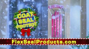Flex Seal TV Spot, 'Holidays: Family of Products' - Thumbnail 4