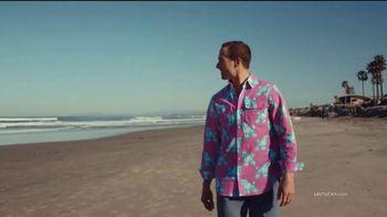 UNTUCKit TV Spot, 'Breezy' Featuring Drew Brees - Thumbnail 5